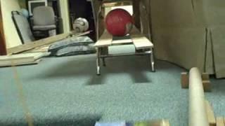 Evan's Rube Goldberg Machine