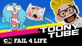 Toony Tube | Fail At The Principal's Office | Cartoon Network UK