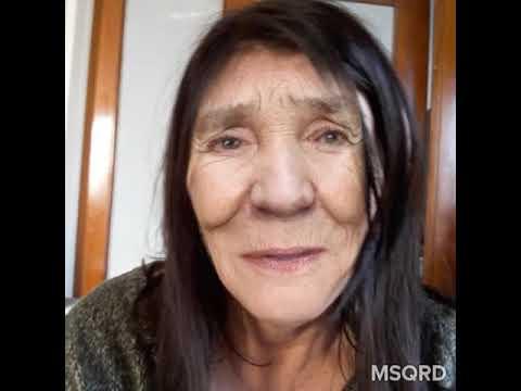 Frieda Sysmans ontwaken na een nachtmerrie waar hare ex in voorkwam