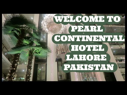 PAKISTAN'S MOST LUXURIOUS HOTEL