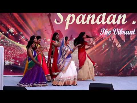 UP BIHAR THEME DANCE SPANDAN 2017 (Malwa INstitute of technology,Indore)