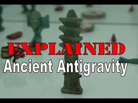 Ancient Antigravity etc EXPLAINED Part 1 (Spoiler: It's Basic Physics)