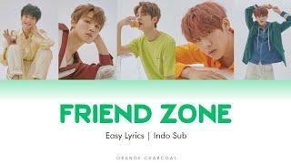 AB6IX (에이비식스) - 'Friend Zone' Easy Lyrics | Indo Sub