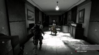 Splinter Cell Conviction:CO-OP Story Full Stealth Walktrough (Part 1)