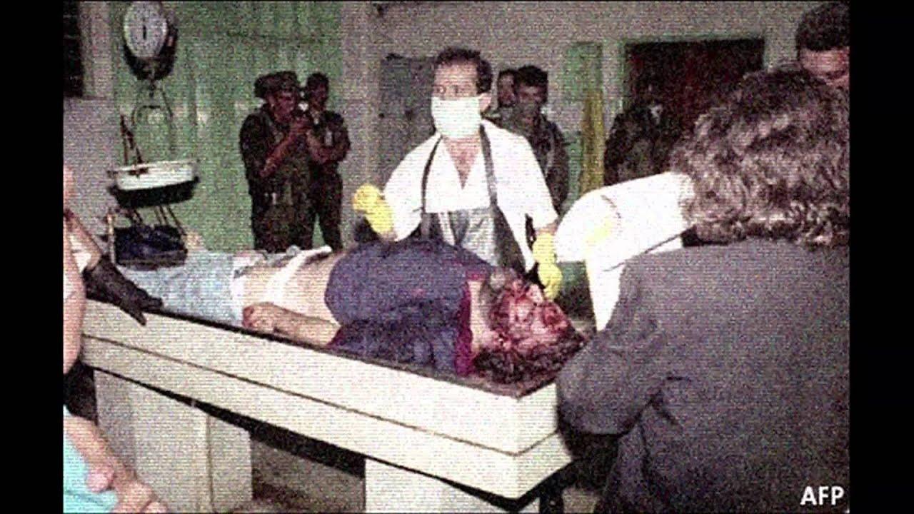 Pablo Escobar Leiche