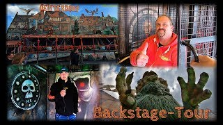 Backstage-Tour - Fellerhoffs Geisterdorf (Scary House) - Spezial Video 2018 kirmesmarkus