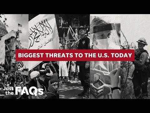 20 years after 9/11: The biggest threats to US national security   Just the FAQs