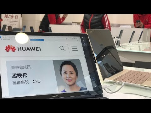 Who is Wanzhou Meng, the potential heir of Huawei?
