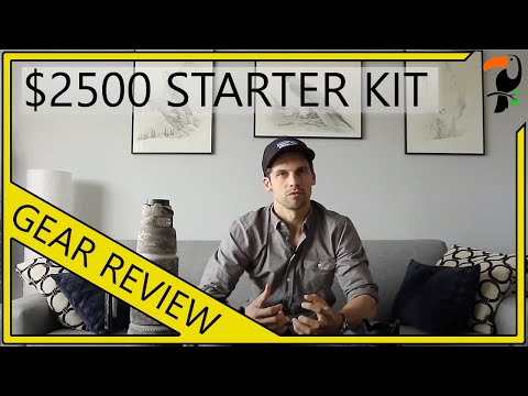 The Best Equipment for Bird and Nature Photography - $2500 Starter Kit