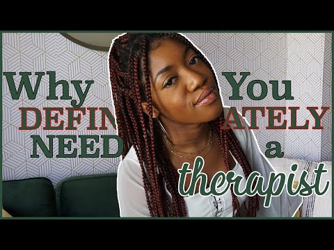 CHAT WITH LAMS | Why You DEFINITELY Need Therapy/Benefits Of Therapy