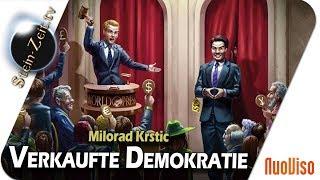 Verkaufte Demokratie - Milorad Krstic bei SteinZeit