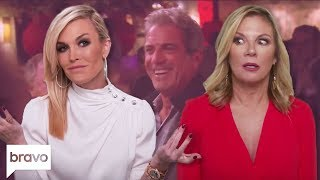 Tinsley Mortimer Officially Breaks Up With Scott & Mario Singer Returns | RHONY Highlights (S11 Ep8)