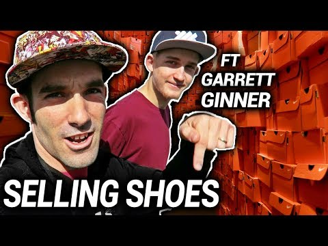 How to Make a Million Dollars Selling Shoes on Amazon/Ebay – Ft Garrett David Ginner