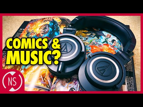 How MUSIC Changes the Way You Read COMICS! - Comic Book Science    NerdSync