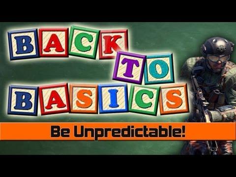 Back to Basics | Stay Alive, Be Unpredictable (Black Ops 2 Beginner Tips)