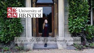 Day in the life of a University student | Bristol University
