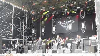 220 Volt - Beat Of A Heart (Väsby Rock Festival, Sweden July 17 2015)