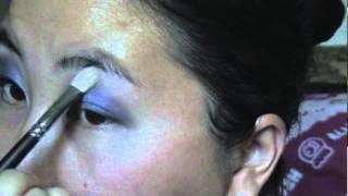 Purple Eyeshadow (Mostly drugstore brand) Thumbnail
