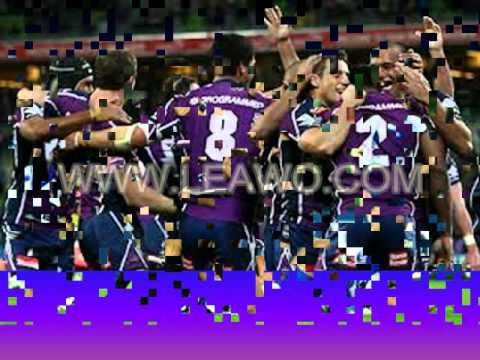 Melbourne Storm Theme Song - Give Me Thunder