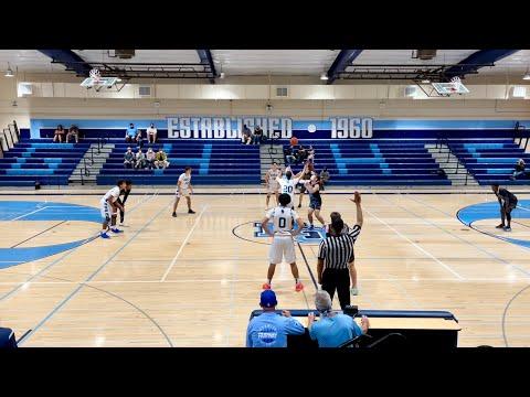 04.20.2021 Granite Hills Varsity Basketball - Victory Christian vs Granite Hills - Highlights