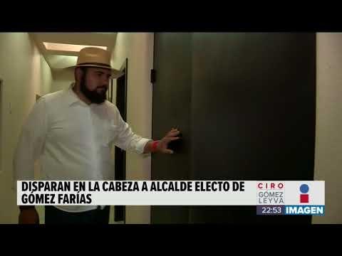 Reportan estable al alcalde de Chihuahua que sufrió atentado en su consultorio   Noticias con Ciro