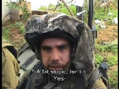 An Inside Look At The Israeli Troops In Gaza