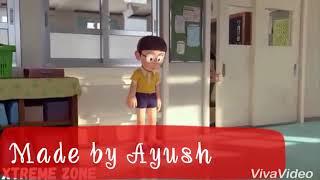 Sanam Teri kasam by nobita and shizuka love song