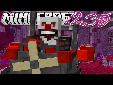 Minecraft | CRAZY FLYING CLOWN BOSS!! | Diamond Dimensions Modded Survival #235
