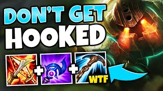 NUCLEAR ANCHOR NAUTILUS MID! DON'T GET HOOKED OR YOU'RE DEAD - League of Legends