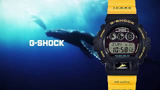 Gambar cover Casio G-Shock Love the Sea And The Earth - Official Video