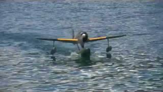 Nakajima A6M2 .wmv