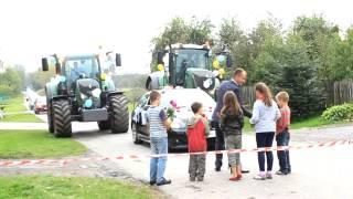 Ślub Marcina i Eweliny 20.09.2014- Agroserwis Gojców