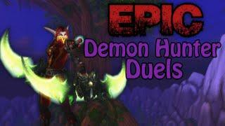 Lightning - WoW Legion Demon Hunter lvl 110 PvP (Showcase Duels)