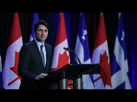 Prime Minister Trudeau and the Premier of Quebec announce investments in post-secondary institutions