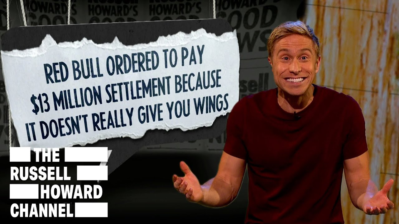 Download Hilariously Weird News Stories | The Russell Howard Channel