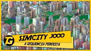 Simcity 3000 - A EVOLUÇÃO DE JOGO PERFEITA - Pc Gameplay