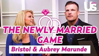 Newly Married Game with Bristol & Aubrey Marunde 'Flip or Flop Vegas'