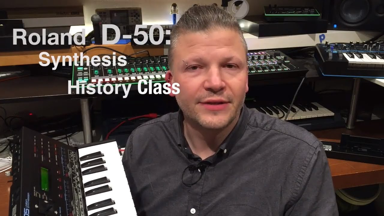 Roland D-50 – Why It's Still Popular After 30 Years – Synthtopia