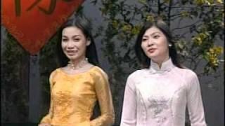 ƯỚC VỌNG NGÀY XUÂN-Sáng tác :Trần Thái Quang-Biểu diễn:Kim Thoa&Thanh Hà