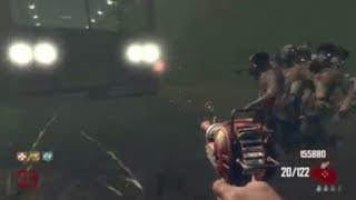 Clutch & Lucky Zombies Moments #9 Call of Duty Black Ops 1 & 2 Zombies Montage