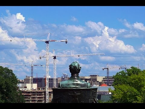 Time-lapse Tuesday: Construction and Clouds