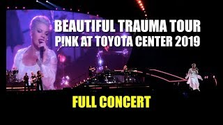 Pink Beautiful Trauma Tour 2k