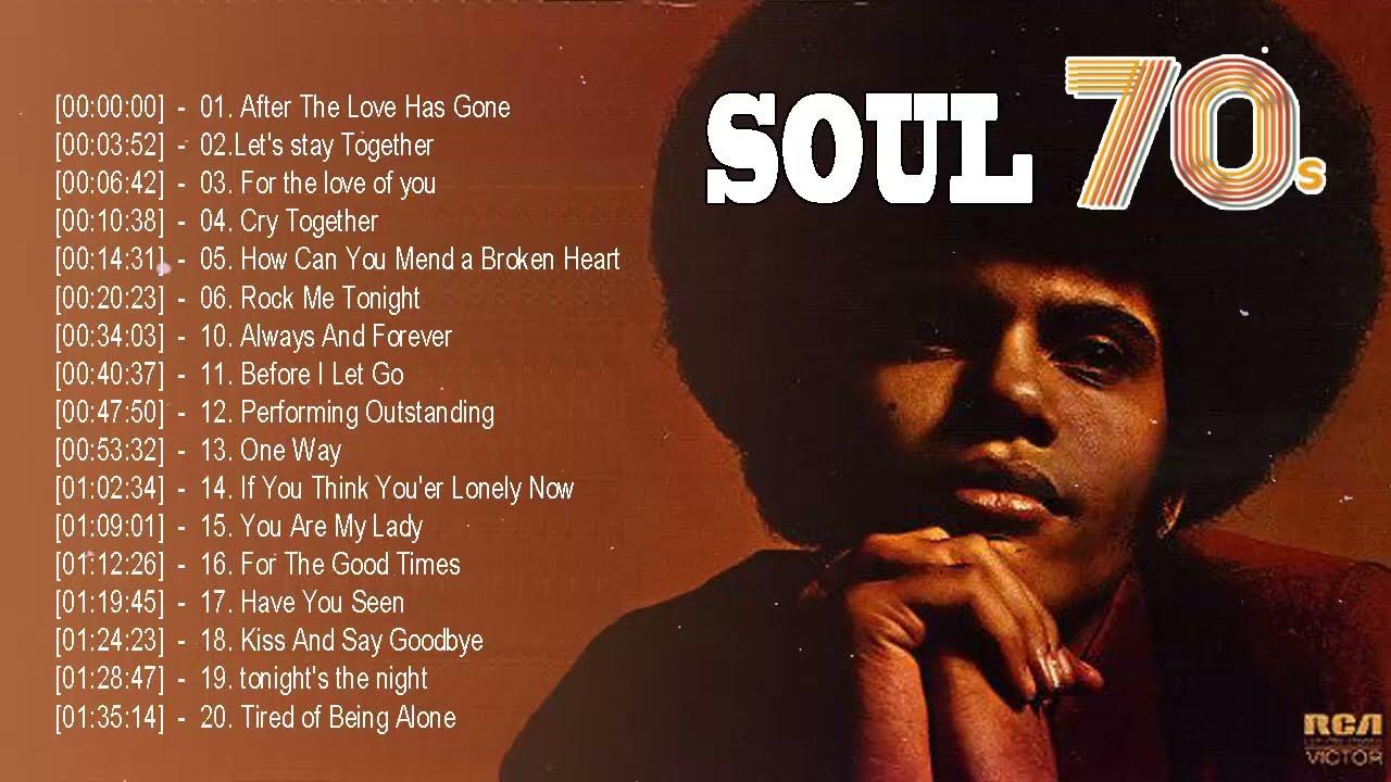 soul greatest 70s