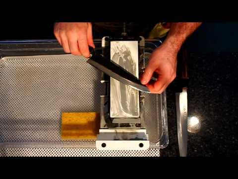 Gesshin 8000 Grit Stone- Japanese Knife Imports