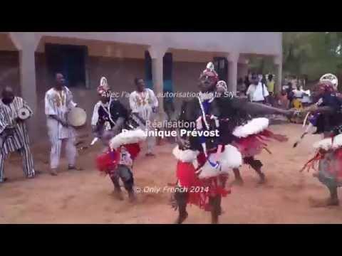 La Troupe Warba de Zamsé du Burkina Faso // interview et live