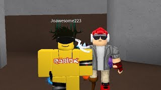 (ROBLOX) ASSASSIN! A SHOUTOUT TO JOAWESOME!