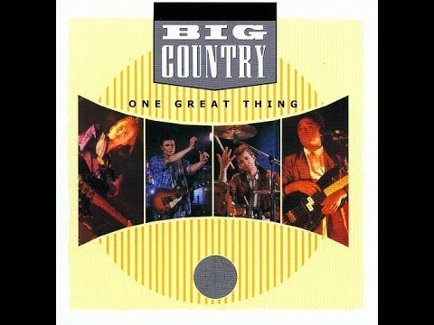 Big Country - Song Of The South