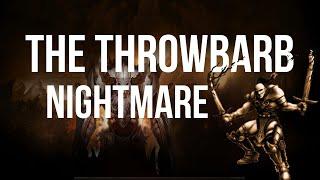 The Throwbarb Nightmare (Speedrun)