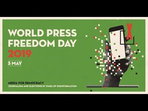 World Press Freedom Day: Journalism and Elections in Times of Disinformation