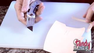 Download lagu Learning Leathercraft with Jim Linnell Lesson 10 Creating A Wallet Interior MP3